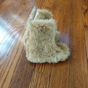 Other - 6 month Boots With the Fur